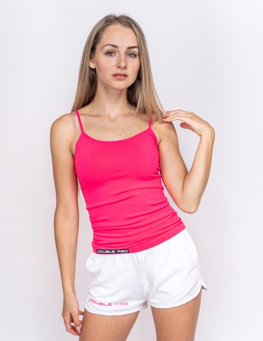 Tank Tops Women's Sleeveless Pink
