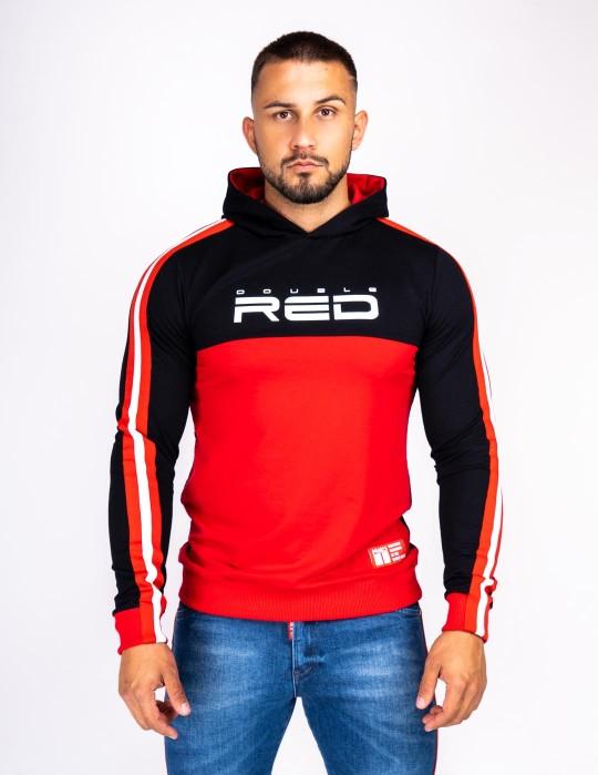 Sweatshirt OUTSTANDING Black/Red
