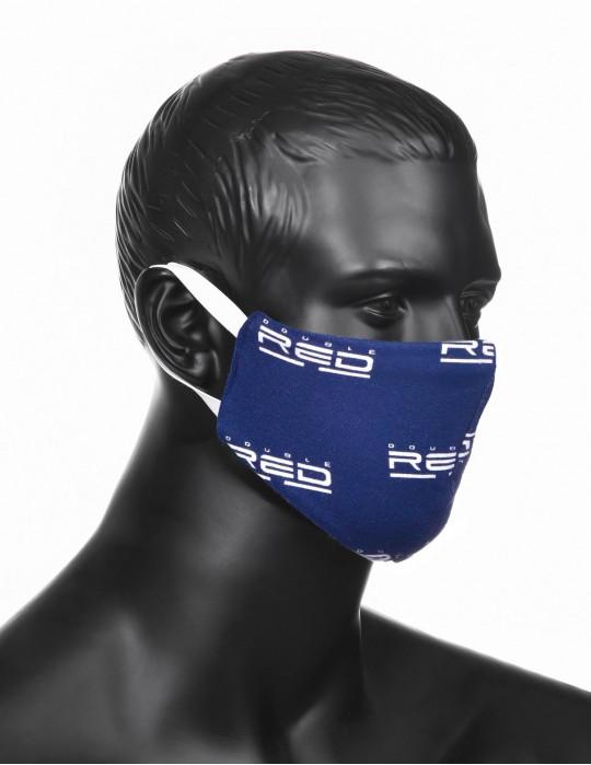 REDLIVE RESCUER Full Logo Blue
