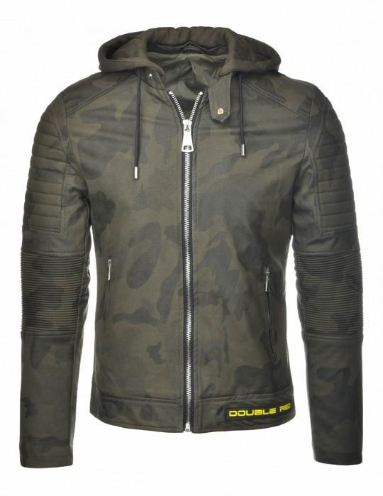 STREET HERO CAMODRESSCODE Leather Jacket
