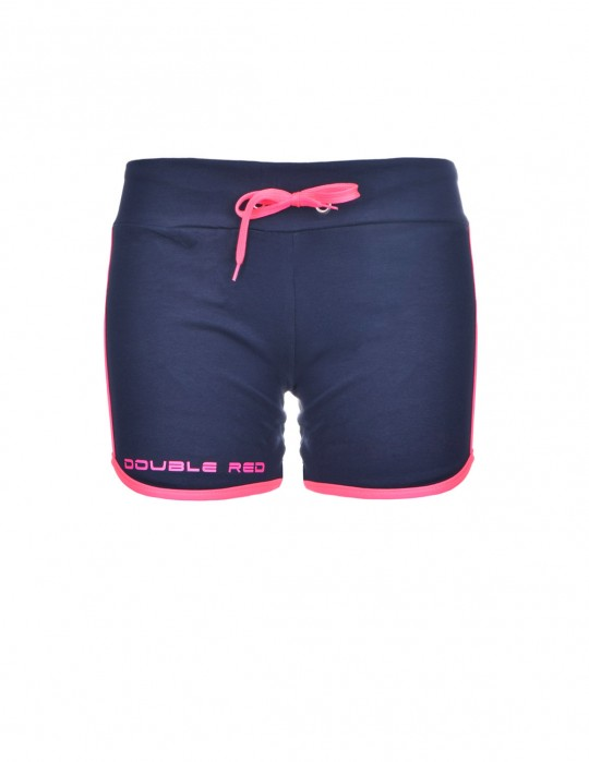 DOUBLE RED Women's Short Neon Dark Blue