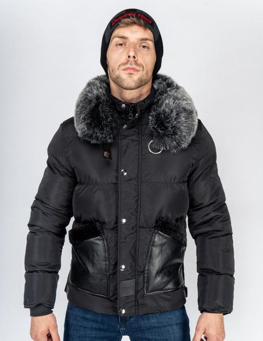 WRAITH Jacket Black
