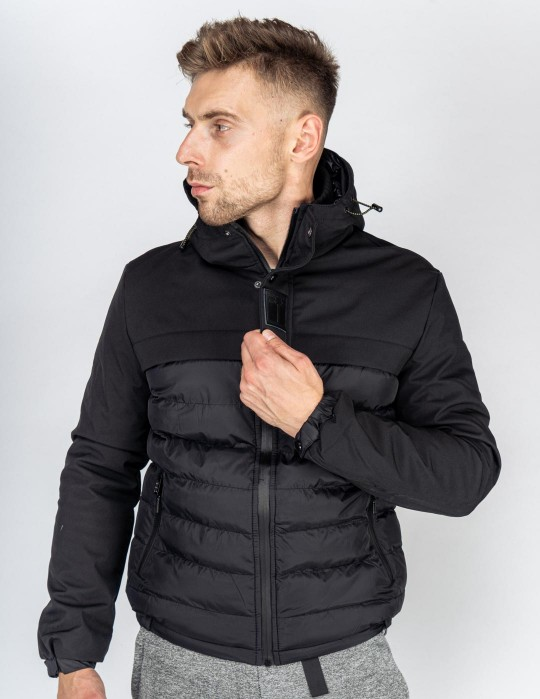 ASPEN Winter Jacket Black
