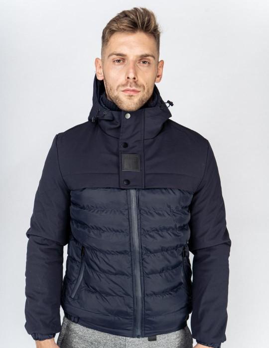 ASPEN Winter Jacket Dark Blue