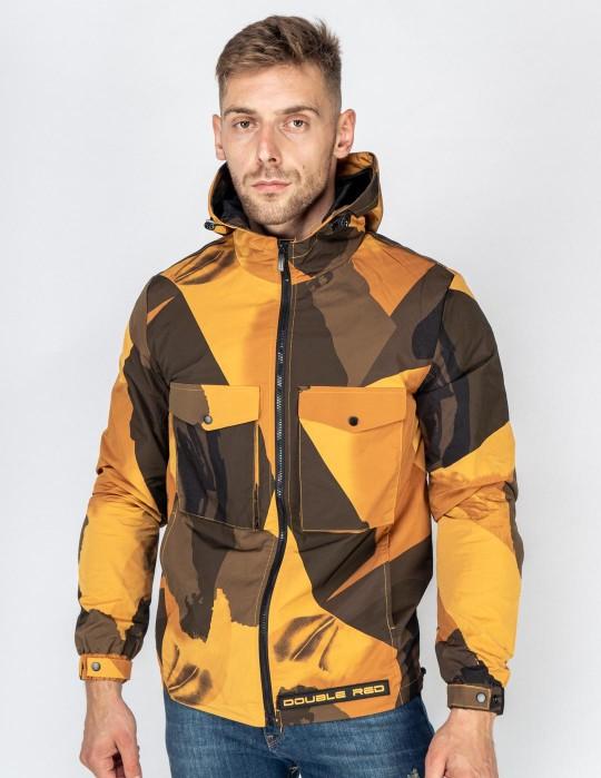 GEOMETRIX CAMODRESSCODE Jacket 3D logo