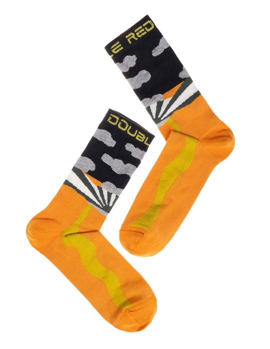 DOUBLE FUN Socks LSD