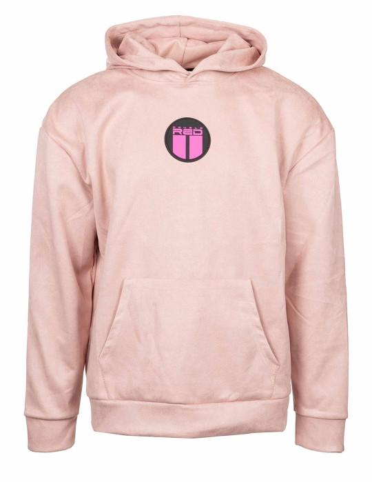 VELVET Sweatshirt Pink