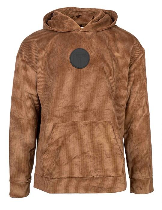 MANCHESTER Sweatshirt Brown