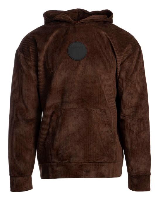 MANCHESTER Sweatshirt Dark Brown