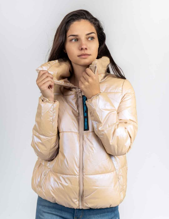 COURCHEVEL Pearl Coffee Creme Jacket