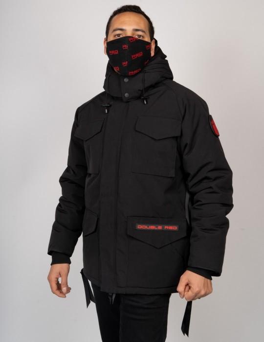 SOLDIER Jacket 3D Logo Black