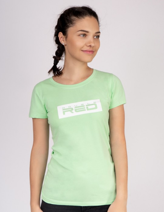 Women's T-Shirt Basic Green