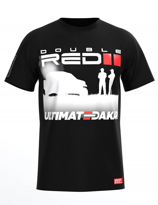 ULTIMATE DAKAR T-shirt Black