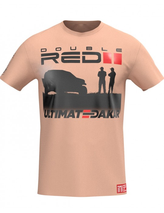 ULTIMATE DAKAR T-shirt Sand