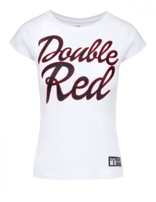 Red Body Collection T-Shirt White