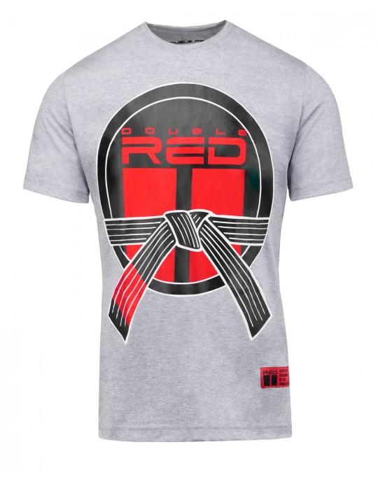 JIU JITSU Black Belt T-shirt Grey