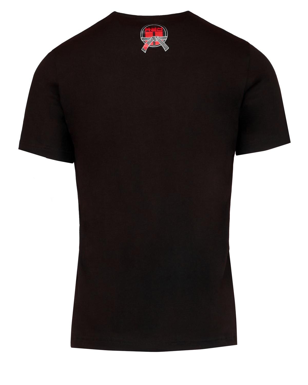JIU JITSU Sunrise T-shirt Black