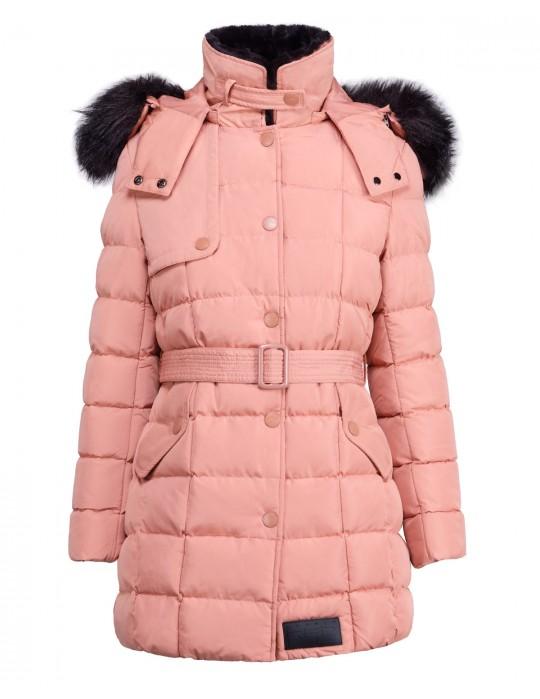 VAL THORENS Winter Jacket Salmon