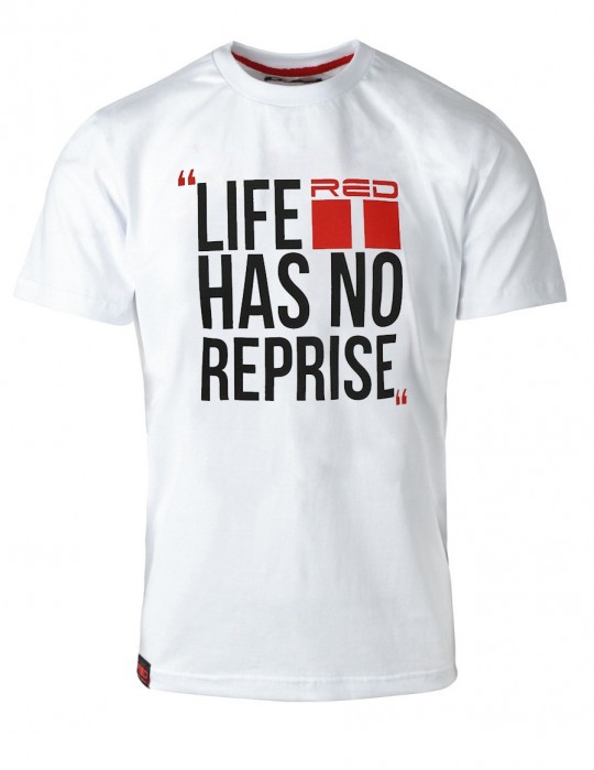 Life Has No Reprise