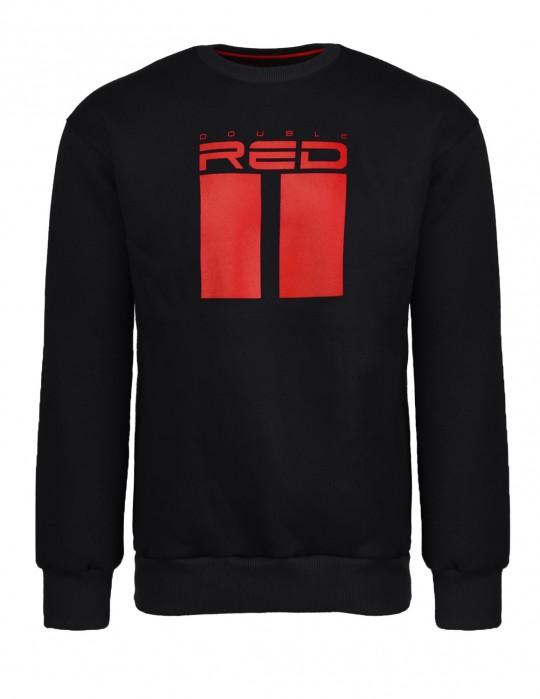 DR M All Logo Sweatshirt Black