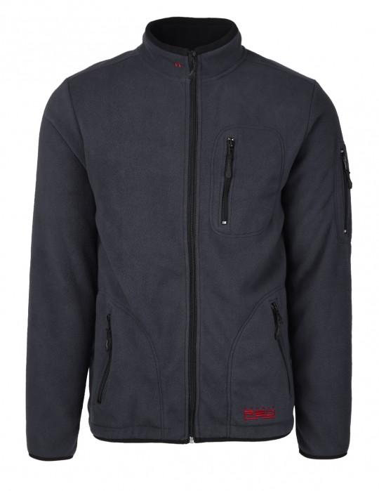 Men's Fleece Jacket Grey
