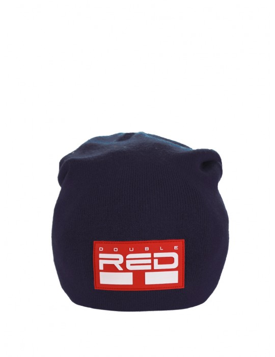 DNA RED BEANIE Dark Blue