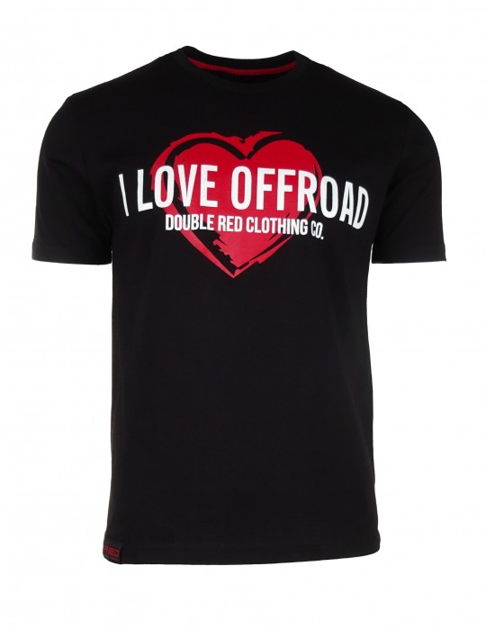 T-shirt I Love Offroad
