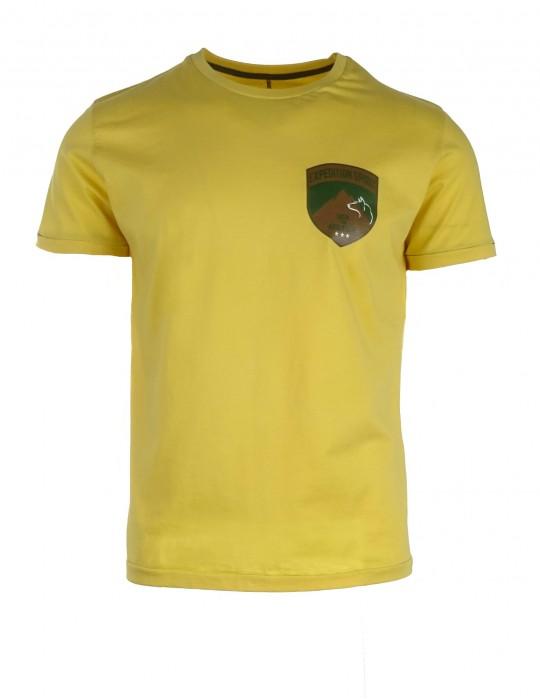 Yellow T-shirt Expedition Spirit
