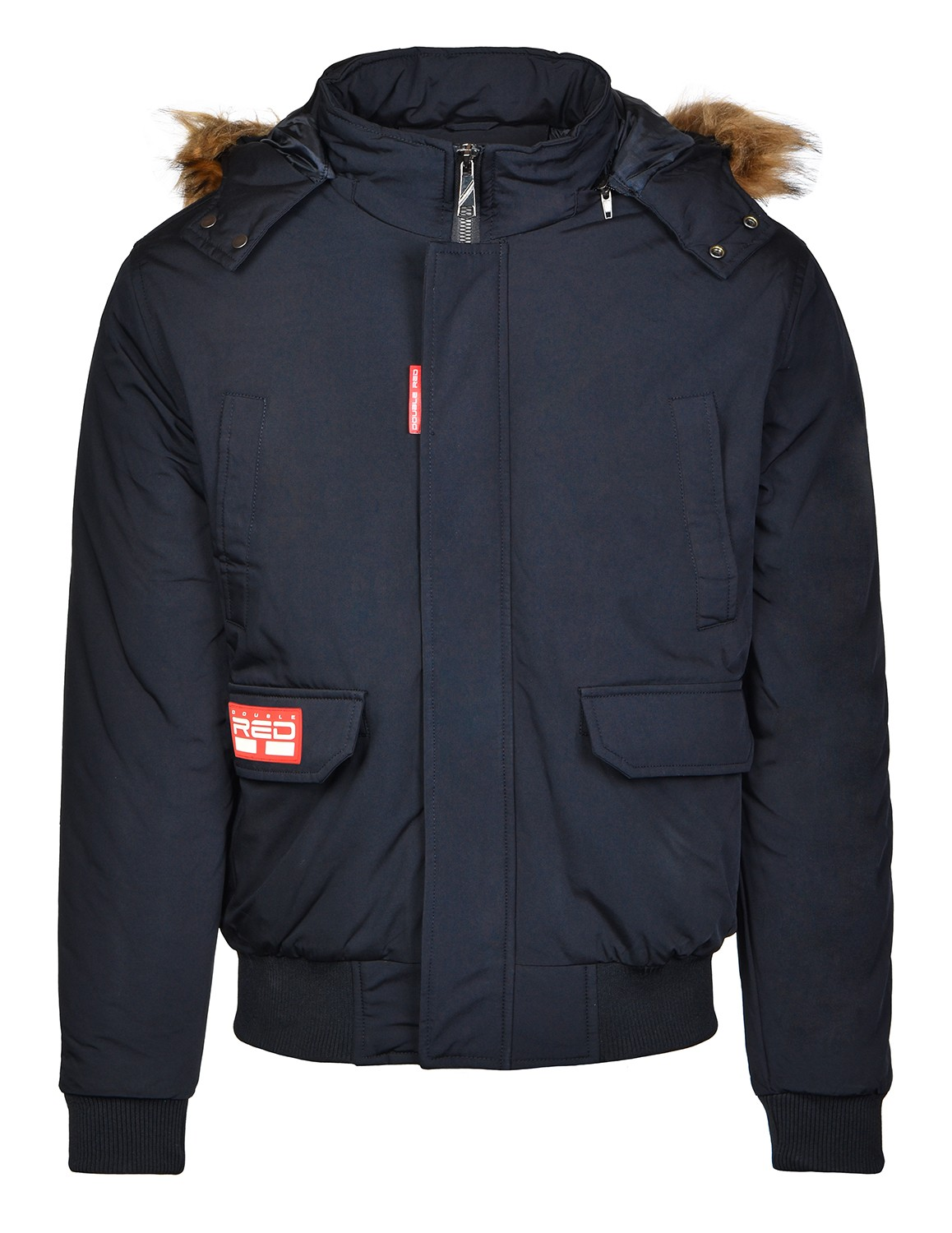 STREET HERO Jacket Winter Edition Dark Blue