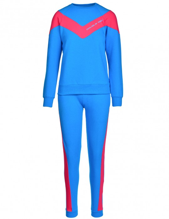 Tracksuit MÉRIBEL Blue