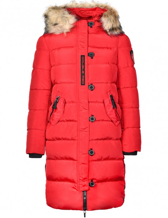 RED EXPLORER Parka