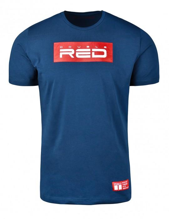 T-Shirt LOGO VISION Dark Blue