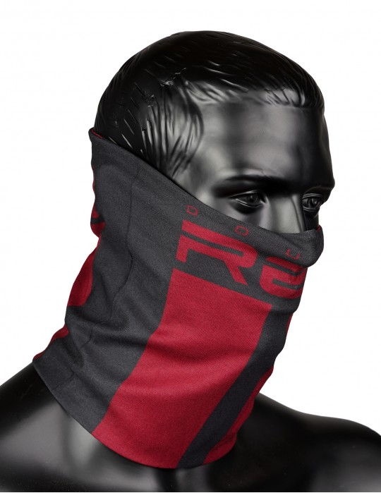 RED SQUAD Snood Black