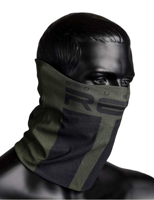 RED SQUAD Snood Olive