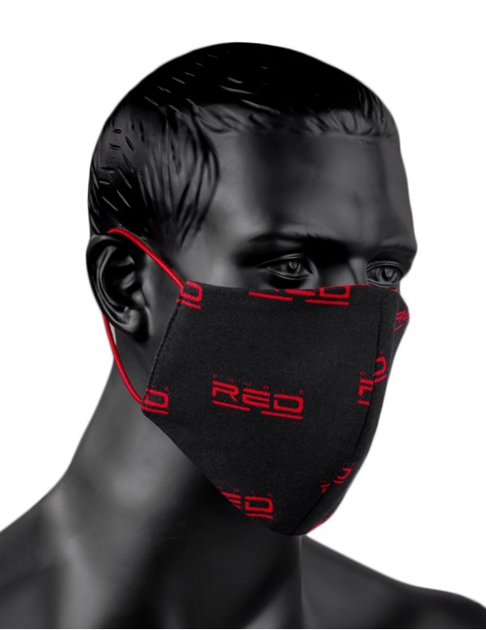 REDLIVE RESCUER DOUBLE FACE Black/Red