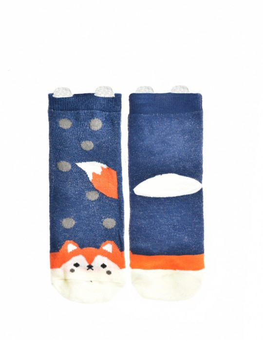 KIDS Fun Socks Foxy