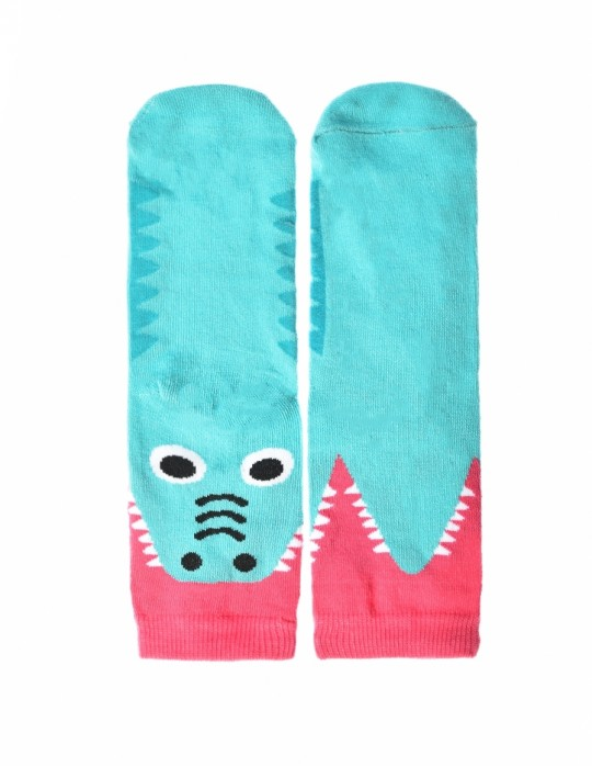 KID Fun Socks Alegator