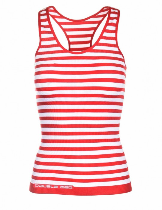 Womens Tank Top Nautica Red